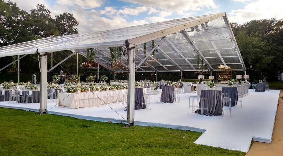 Canopy Tent Rentals in Houston–The Woodlands–Sugar Land