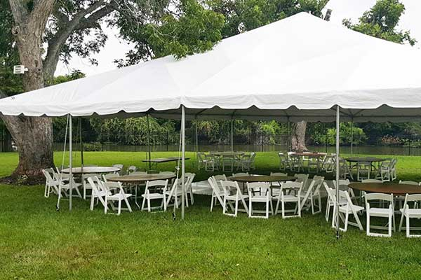 Frame Tents for rent in Houston–The Woodlands–Sugar Land