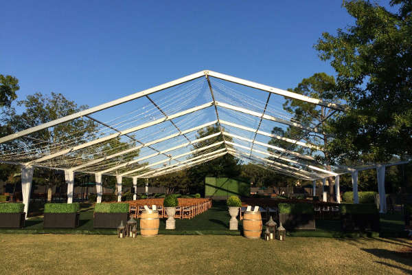 Structure Tents for rent in Houston–The Woodlands–Sugar Land