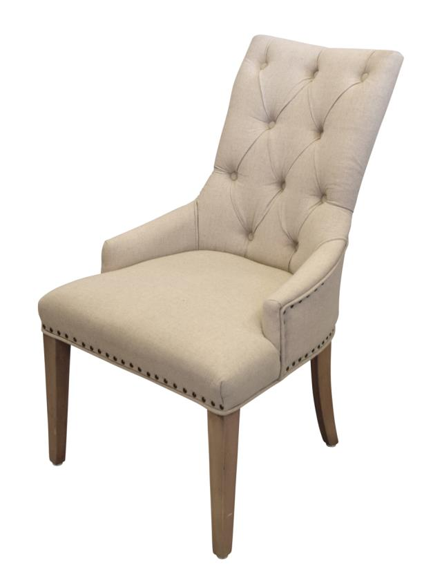 Where to find LNG, SIDE CHAIR ELIZ WHT TUFT in Houston