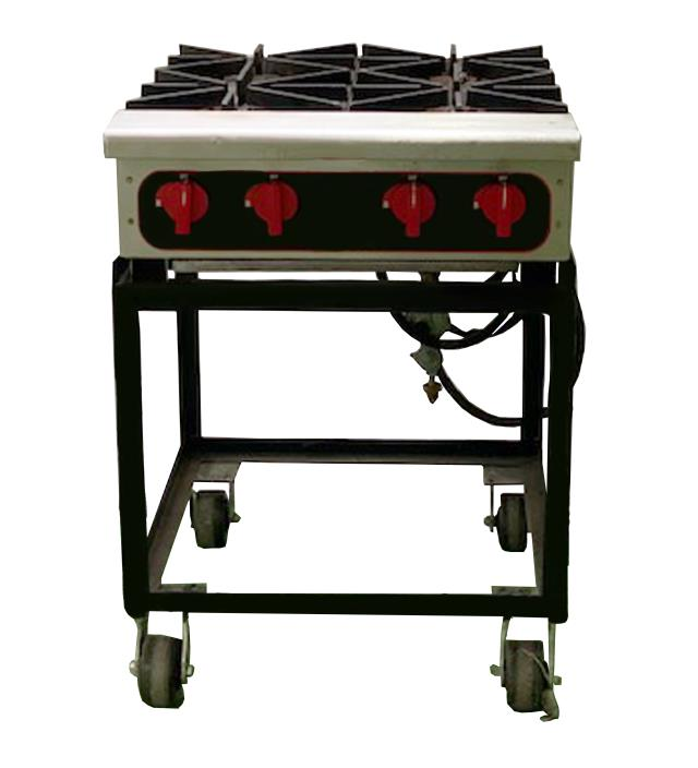 Where to find HOT PLATE, 4 BURNER  PROP in Houston