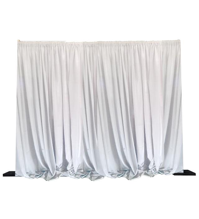 Where to find PIPE DRAPE, PER FOOT 10  TALL in Houston