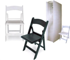 Rental store for RESIN FOLDING CHAIRS in Houston TX