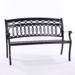 Rental store for WROUGHT IRON CHAIR BENCH in Houston TX