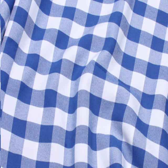 Where to find LINEN - NAVY BLUE GINGHAM in Houston