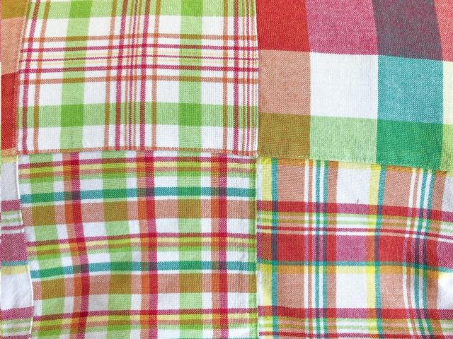 Where to find LINEN - NANTUCKET PLAID in Houston