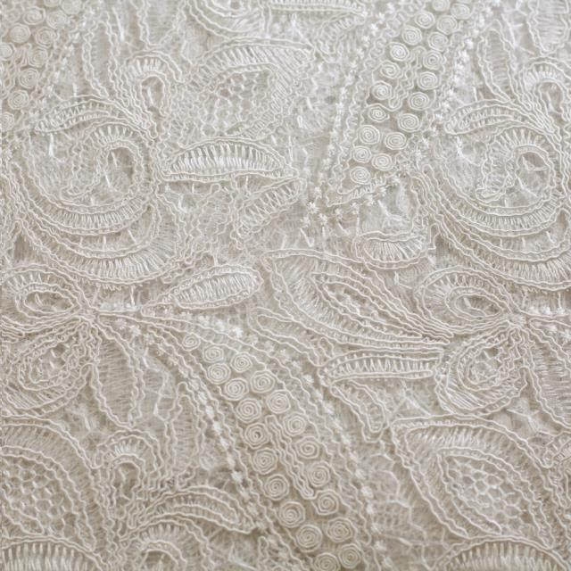Where to find LINEN - IVORY CREATION LACE in Houston