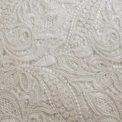 Rental store for LINEN - IVORY CREATION LACE in Houston TX