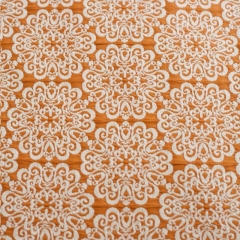 Rental store for LINEN - ORANGE STENCIL in Houston TX