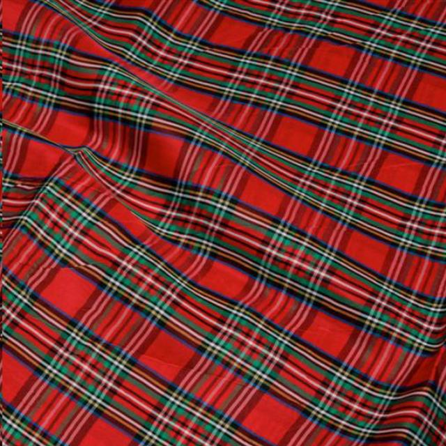 Where to find LINEN - TARTAN PLAID in Houston