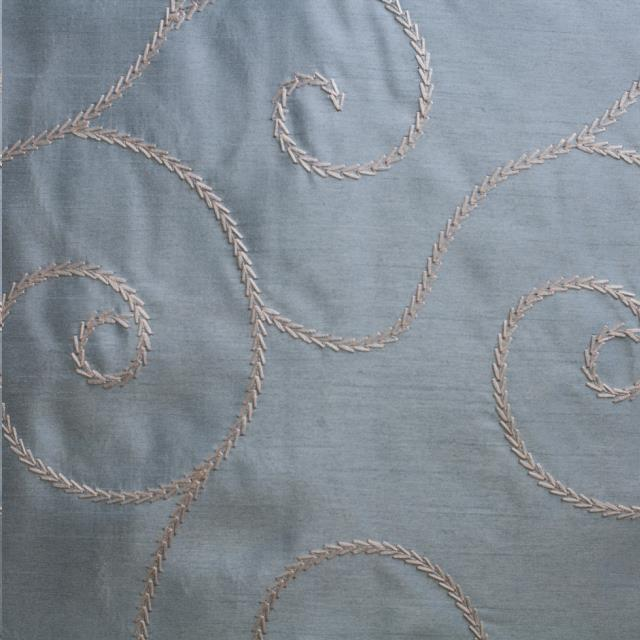 Where to find LINEN - BLUE MEDICI SCROLL in Houston
