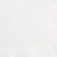 Rental store for LINEN - WHITE HEMSTITCH in Houston TX