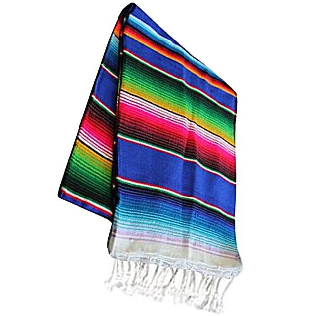 Where to find LINEN - MEXICAN SERAPE in Houston