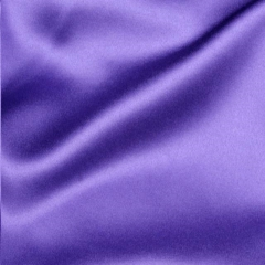 Rental store for PILLOW COVER - PURPLE SATIN in Houston TX
