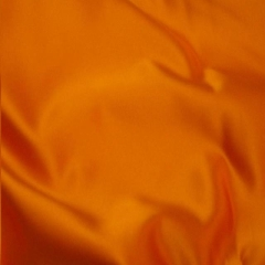 Rental store for PILLOW COVER - ORANGE SATIN in Houston TX