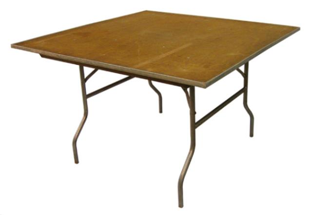 Where to find SQUARE TABLES in Houston