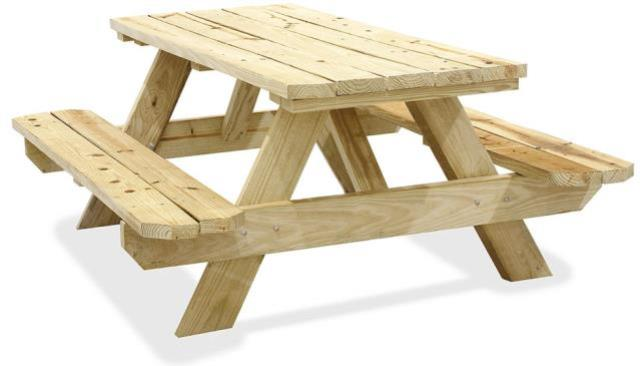 Where to find PICNIC TABLE in Houston