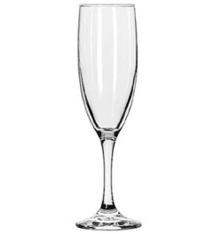 Rental store for GLASS - CHAMPAGNE FLUTE in Houston TX
