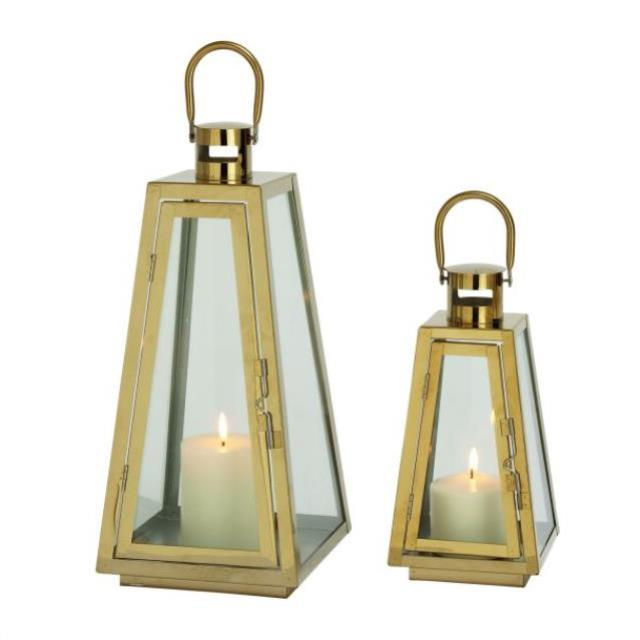 Where to find LANTERN - S S GLASS GOLD in Houston