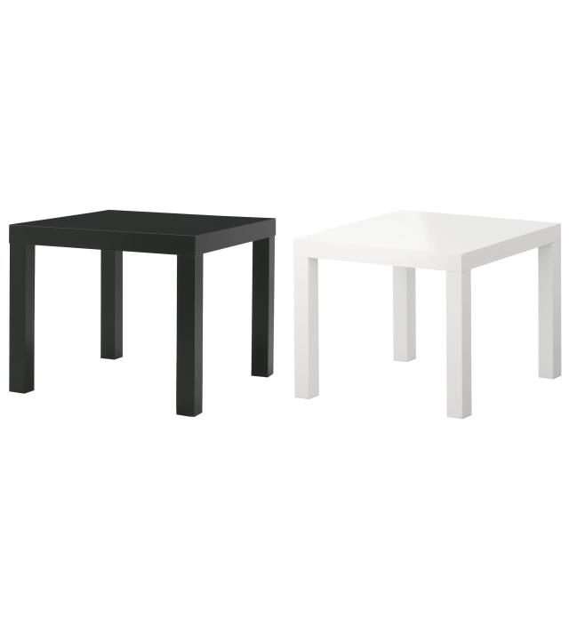 Where to find LOUNGE - END TABLE BLACK   WHITE in Houston