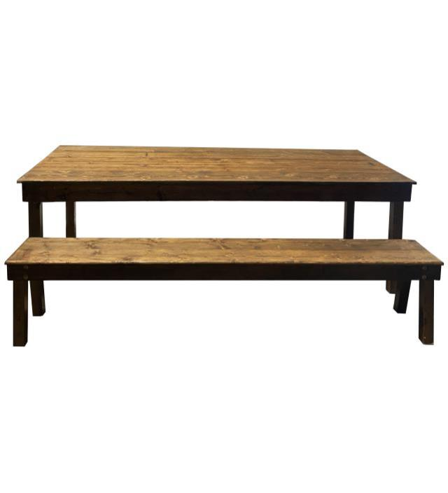 Where to find LOUNGE - FARM TABLES   BENCH in Houston