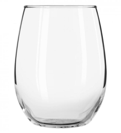 Rental store for GLASS, STEMLESS WINE 15 OZ. in Houston TX