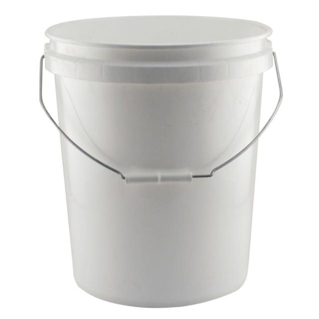 Where to find BUCKET, WHT 5 GAL in Houston