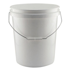 Rental store for BUCKET, WHITE 5 GAL in Houston TX