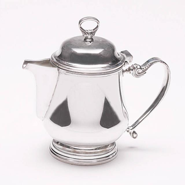 Where to find TEA POT, SIL 6 OZ in Houston