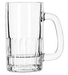 Rental store for GLASS, BEER MUG 12 OZ in Houston TX