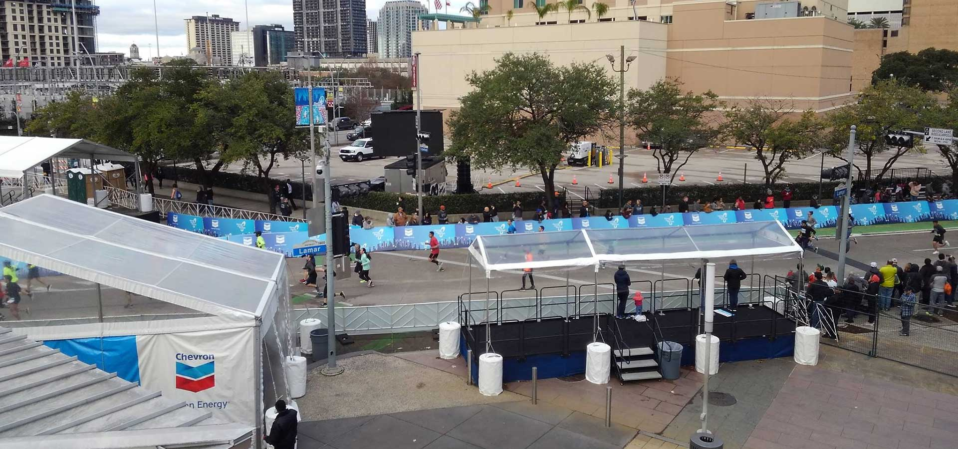 Event Rentals in Houston–The Woodlands–Sugar Land